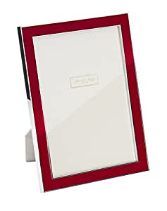 Amazon Com Addison Ross Red Enamel Picture Frame 5x7