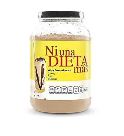 Ni Una Dieta Mas - Whey Protein Isolate (Chocolate)