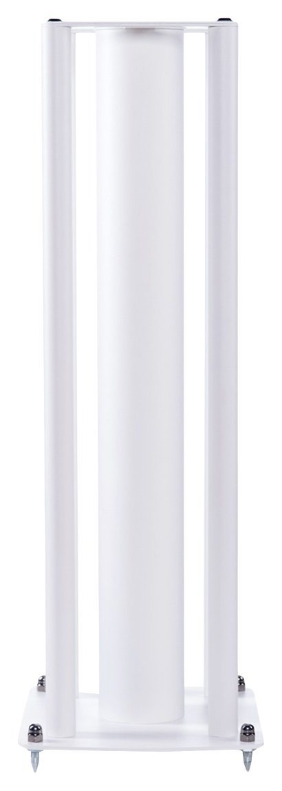 KEF GFS-524 Custom Speaker Stand (Pair, White)
