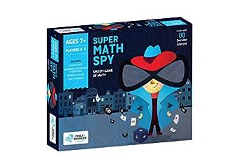 Chalk and Chuckles CC-019 Super Math Spy