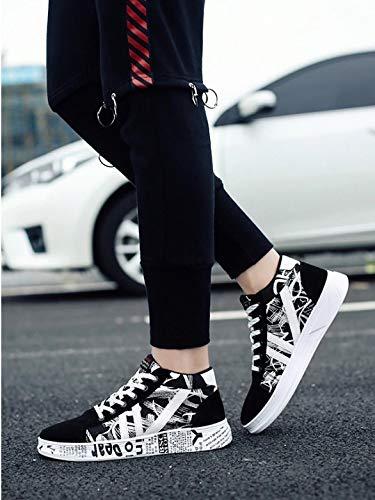 Otoño Las Encaje Zapatos Blanco Ysfu Aire Casuales De Al Zapatillas Deporte Ligero Todo Transpirable Mujeres Amortiguador Deportivos Libre Damas qqPtwgU7