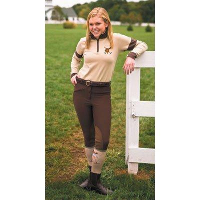 TuffRider Ladies Knee Patch Breech