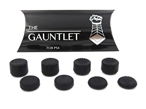 The Gauntlet PS4 Silicone Thumb Grips by BurnhamCOA