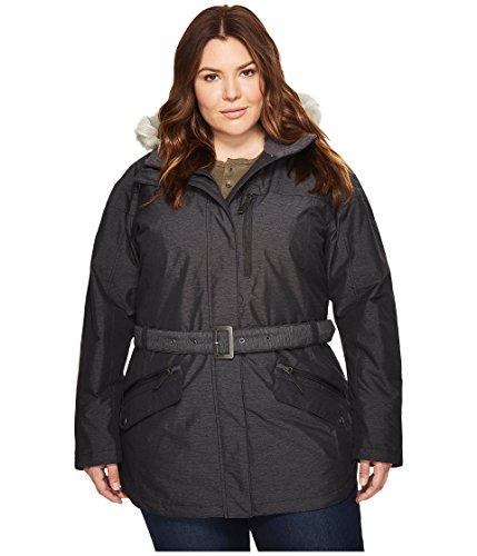 Columbia Women's Carson Pass Ii Jacket, Black, 2X (Columbia Belted Belt)