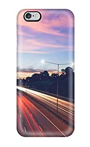 Durable Case For The Iphone 6 Plus- Eco-friendly Retail Packaging(landscape Road) hjbrhga1544