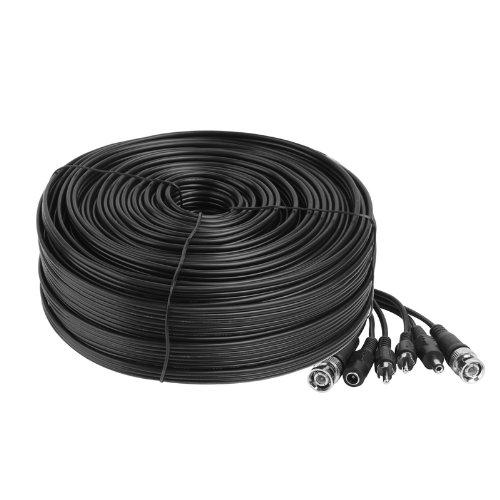 Zmodo-Cable-W-VPA2050-165feet-AWG22-Premade-Siamese-VideoPowerAudio-Retail