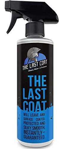 The Last Coat (TLC) Premium Car Polish from Liquid Coating