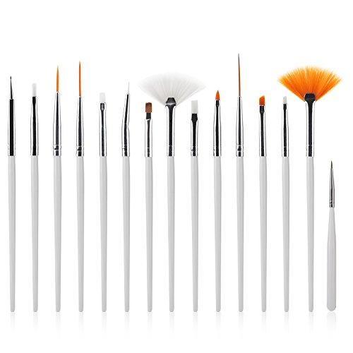 nail fan brush - 8