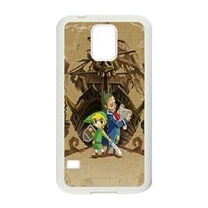 The Legend of Zelda ForSamsung Galaxy S5 I9600 Ceel Phone Case Firm FWOP6355127