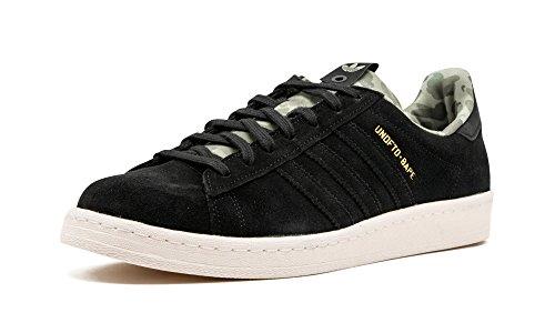 Adidas Campus 80 - Undftdxbape Black1 / Black1 / Chalk2