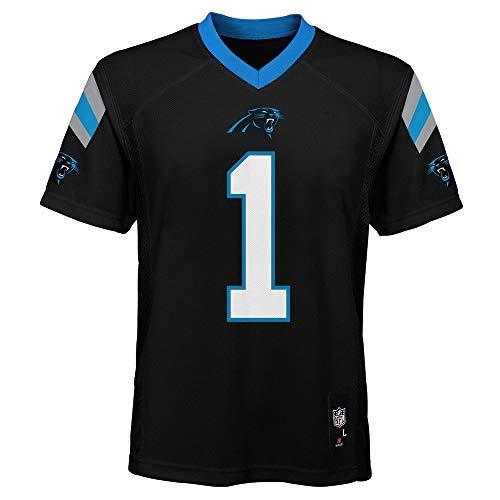 - Cam Newton Carolina Panthers Black NFL Infants 2016-17 Season Mid-tier Jersey (Infants 24 Months)
