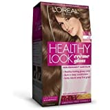 L'Oreal Paris Healthy Look Creme Gloss Color, Light Brown/Chocolate Praline 6 (Pack of 3)