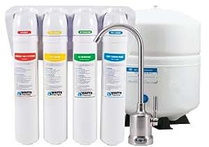 Watts Premier 531418 Ez Ro4 Reverse Osmosis With Qc 50 Gpd