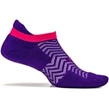 Feetures! - High Performance Cushion - No Show Tab - Athletic Running Socks for Men and Women