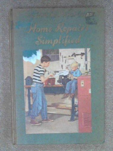 The Homemaker's Encyclopedia, Inc. - Home Repairs Simplified
