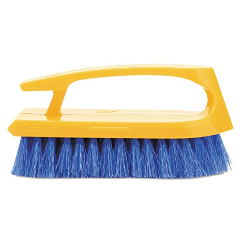 - Rubbermaid Commercial Products - Rubbermaid Commercial - Iron-Shaped Handle Scrub Brush, 6