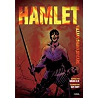 Hamlet - Volume 1. Coleção Farol HQ