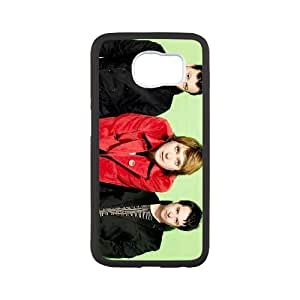 Samsung Galaxy S6 Cell Phone Case Covers White Manic Street Preachers VOB