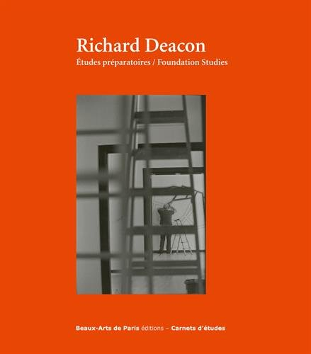 Download RICHARD DEACON. ÉTUDES PREPARATOIRES / FOUNDATION STUDIES. CARNETS D'ÉTUDES N° 43 PDF