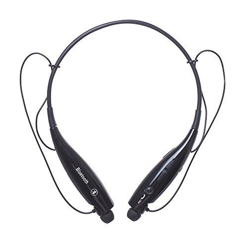 EPark Necklace Wireless Bluetooth Headset In Ear Stereo