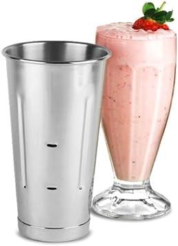 Edelstahl Malt Milkshake Mixing Cup langlebig