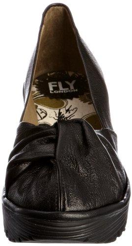 Fly London YARD P500121008, Scarpe eleganti donna (Schwarz (Black))