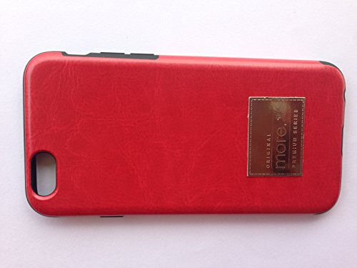 More thing classic collection iPhone 6 rouge