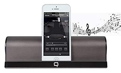 Wireless Speakers 3 in 1 with External Battery and Tablet Stand , Bluetooth Speaker Subwoofer, More than 10 hours Playtime, with Power Bank and Viewing Cradle Stand