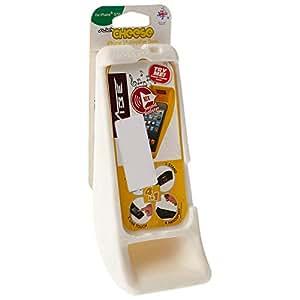 Vibe Slick Cheese Speaker For Iphone 5, White