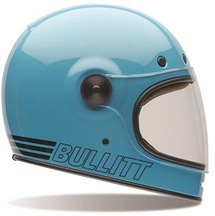Retro Style Full Face Helmet - 6