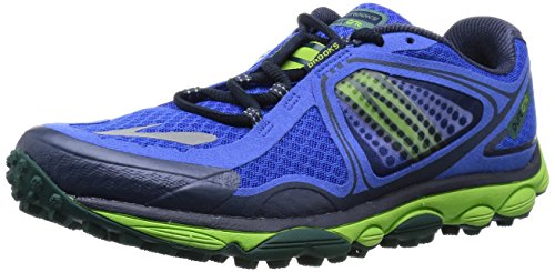 Scarpe junebug Uomo Blu greenery 3 Men electricblue Running Brookspuregrit gwTEOq
