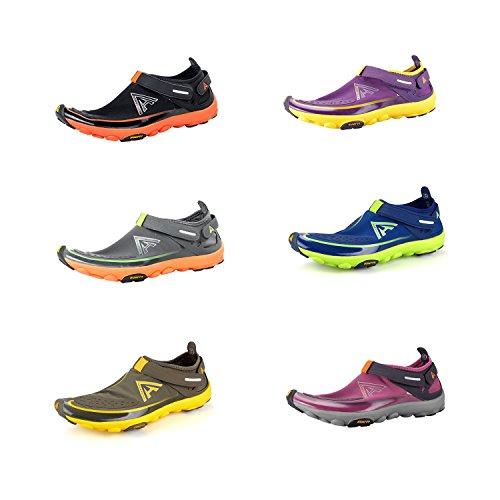 YIZER Water Shoes, Men Women Lightweight Breathable Mesh Aqua Shoes for Swim Walking Lake Beach Boating – DiZiSports Store