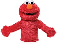 Yorkshine The Muppets Movie Soft Stuffed Plush Toy Sesame Street Cookie Monster Hand Puppet,Red Monster