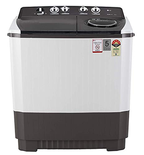 LG 10 kg 5 Star Semi-Automatic Washing Machine