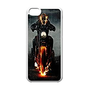 iPhone 5C Phone Case Ghost Rider P78K789423