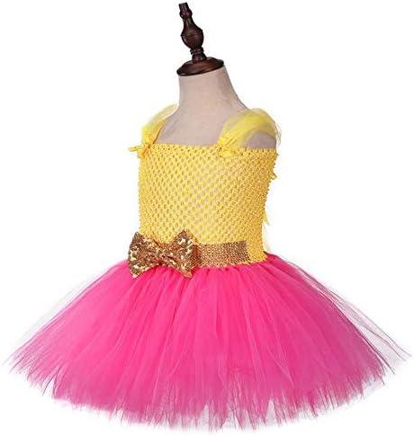 YCWY Ballet Falda del tutú de Las niñas, Trajes de la Etapa del ...