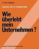 Wie überlebt Mein Unternehmen? : Experience Curve and Produktportfolio, Nagtegaal, Heinz, 3409304312