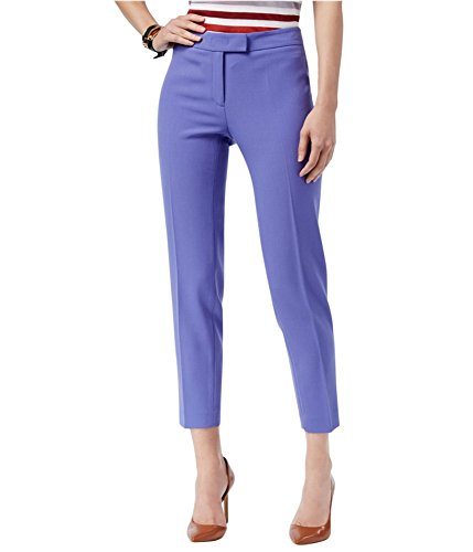 Anne Klein Women's Bowie Luongo Pant, Chicory, (Anne Klein Capris)