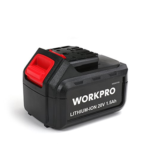 (WORKPRO 20V Li-ion Battery Pack for Replacement )