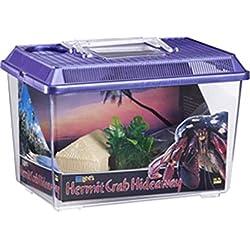 Lee's Hermit Crab Hideaway Kit, Medium, Colors May Vary