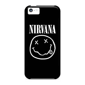 PhilHolmes Apple Iphone 5c Best Hard Phone Cases Support Personal Customs Nice Foo Fighters Image [yZS98LssQ]