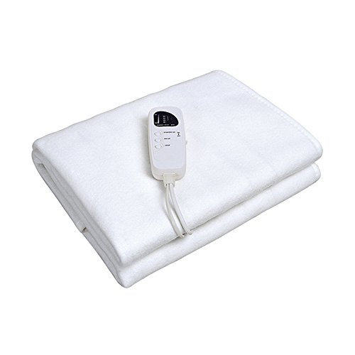 Royal Massage Deluxe Electric Multi-Level Fleece Warmer Pad