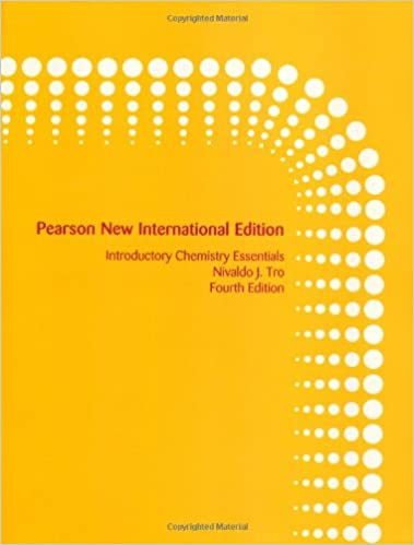 Book Introductory Chemistry Essentials