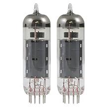 Peavey EL-84 Power Amp Guitar Amplifier Tubes, 2-pack