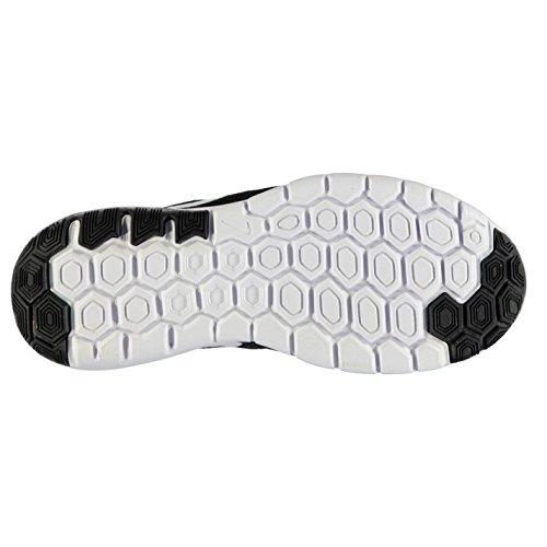 Nike Flex Erfahrung 5Laufschuhe Damen Schwarz/Weiß Run Trainer Sneakers