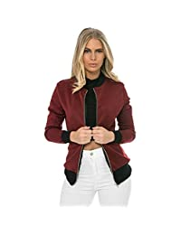 DaySeventh Womens Long Sleeve V Neck Blazer Suit Casual Jacket Coat Outwear