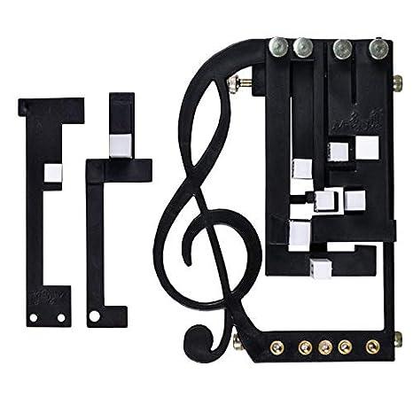 Gelentea - Afinador cromático para guitarra, sistema de ...