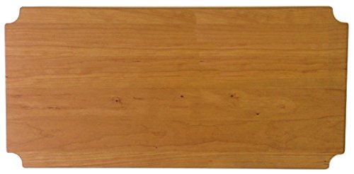 "12"" Deep x 54"" Wide Cherry Butcher Block"
