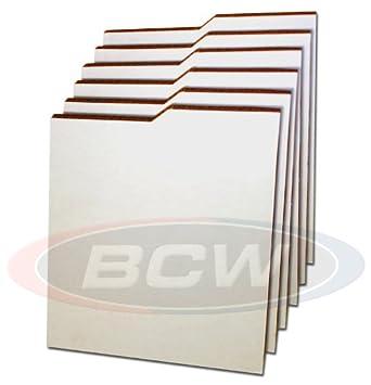 Comic separadores - Corrugado (caso de 36): Amazon.es: Oficina y papelería