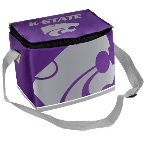 (Kansas State Big Logo 12 Pack Cooler)